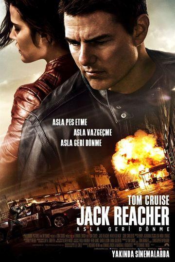 JACK REACHER: ASLA GERİ DÖNME (13+)