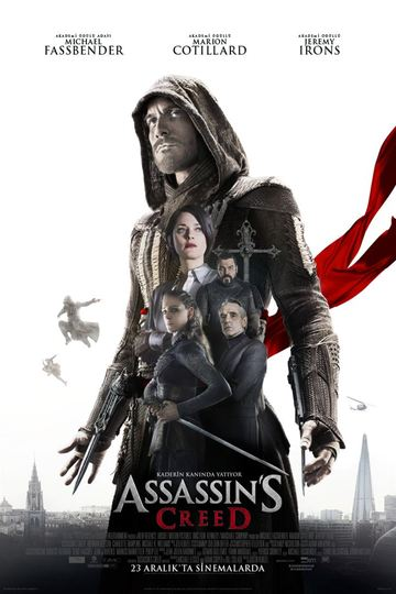 ASSASSIN' S CREED